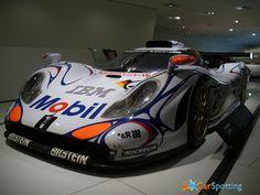 Porsche 911 GT1 Gesamtsieger 24 Stundenrennen von Le Mans 1998