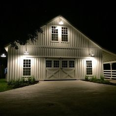 Transform Your Home With These Fantastic Garage Lighting Ideas Pole Barn