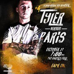 Tyler Junior College Men's Soccer vs Paris – cates.design Junior College, Soccer, Social Media, Paris, Design, Futbol, Montmartre Paris, European Football, Football
