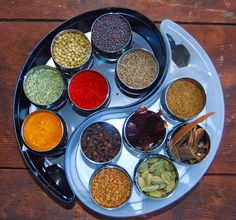 Recipes for some of the most commonly used spice mixes, or masalas, in Indian and global cuisine.