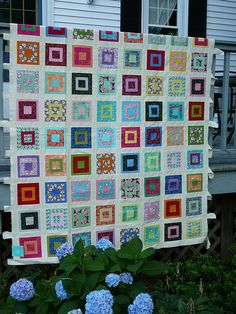 love the granny squares look of this!