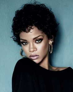 Curly Short Black Hairstyles | The Best Short Hairstyles for Women ...