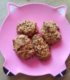 Νόστιμα μπισκότα βρώμης Muffin, Breakfast, Food, Breakfast Cafe, Muffins, Essen, Yemek, Meals