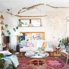 I can not get enough of this! Our rugs in her interiors!!Adore!Thanks, love for…