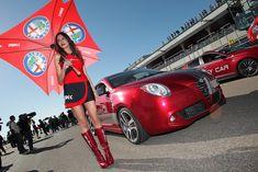 MiTo and Superbike @ Aragon by Alfa Romeo - The official Flickr, via Flickr #MiToSBK #AlfaRomeo #Superbike #WorldTourChampionship