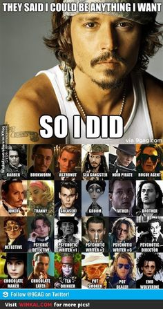 Who doesn't love Johnny Depp?!?!?