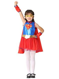 Deluxe Superman Superhero Boys Book Week Age 4-12 Fancy Costume 2 x Boot Cover