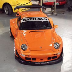 RWB Porsche Sports Car, Porsche Models, Porsche Cars, Porche 911, Automobile, Rauh Welt, Porsche Motorsport, Power Cars, Big Rig Trucks