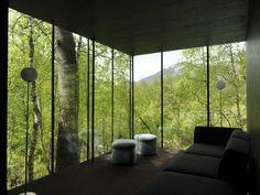 Juvet Landscape Hotel (aka Ex Machina Nathan's House) Jensen & Skodvin Architects