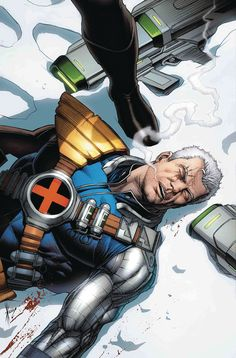 Cable by Dale Keown