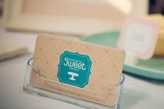 Brand identity for a a home-based bakery business. Includes business cards and some signage and packaging. Cute Business Cards, Bakery Business Cards, Business Card Maker, Baking Business, Bakery Identity, Brand Identity, Branding, Cookie Display, Bakery Packaging