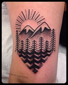 My new Twin Peaks tattoo. I have to say this one means a lot. I really love it.  A big thank you to Christian Lanouette at Tatouage Royal, M...