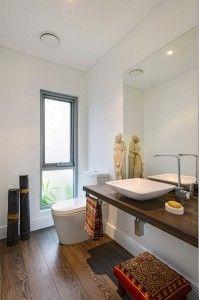 banheiros-modernos-baratos - Fotos de Decoração