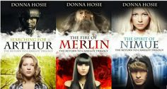 An Interview With Hybrid Author, Donna Hosie