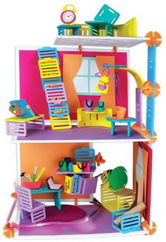 Roominate Chateau Building Set I love this brand and would love to start my own collection (rather than playing at school!) #EntropyWishList #PintoWin