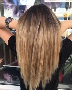 Are you going to balayage hair for the first time and know nothing about this technique? We've gathered everything you need to know about balayage, check! Best Ombre Hair, Brown Ombre Hair, Brown Blonde Hair, Ombre Hair Color, Dark Hair, Brunette Color, Light Hair, Balayage Blond, Hair Color Balayage