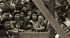 Imprisonment of Japanese Americans | We were like a heard of cattle or sheep: Japanese Americans imprisoned ...