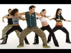 Zumba Dance Workout Fitness For Beginners - YouTube