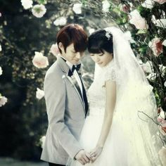 Puff and Heechul from Let's Get Married - Global Edition: Season 2