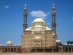 The Great Mosque in Hawlêr (Erbil), South Kurdistan).