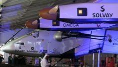 L'aereo solare Solar Impulse 2 pronto a fare il giro del mondo - Yahoo Notizie Italia