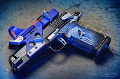 pretty guns  | The IPSC Modified division guns