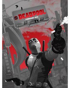 """""""Deadpool Street View. #DeadpoolCore"""""""