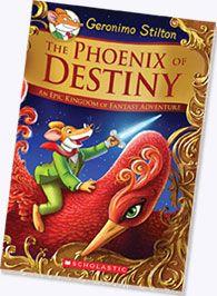 Geronimo Stilton: Kingdom of Fantasy Special Edition: The Phoenix of Destiny