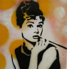 Original Stencil Graffiti Style by The Factory 101