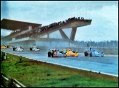 Estoril recebendo a Fórmula 2 1975.
