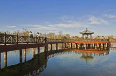 Yuan Ming Yuan Park, Beijing