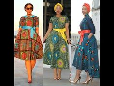 Bow Afrika Fashion and Asoebi Styles - Reny styles African Inspired Fashion, African Dresses For Women, African Print Dresses, African Print Fashion, Africa Fashion, African Attire, African Wear, African Fashion Dresses, African Women