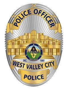 US State of Utah, West Valley City Police Department Badge