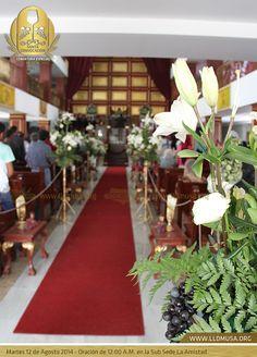Martes 12 de Agosto 2014 - Oración de 12:00 A.M. en la Subsede La Amistad. #SantaConvocacion2014 #lldm #ccbusa #lldmusa