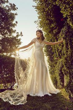 Old Hollywood Glam Wedding {BHLDN 2015}
