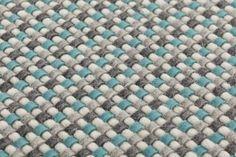 Patterned wool rug NAGA by GAN By Gandia Blasco
