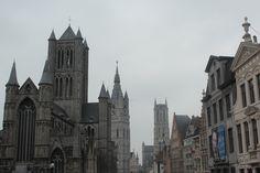 """""""Medieval"""" by Floduardo Almeida - @ Ghent - Belgium"""