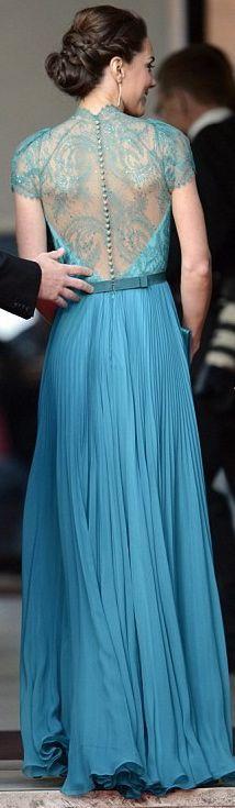 Jenny Peckham gown