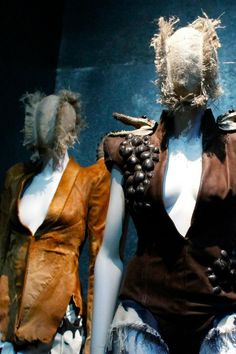 Alexander McQueen: Savage Beauty, @BRABBU, fashion, dresses, savage beauty, nature