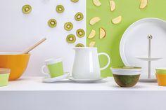 Freche Früchtchen, Fruity Beauties, summer collection with touch! surface technology, KAHLA Porcelain