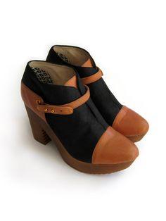 Black & brown - love it!