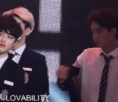 Thats so sweet Jongin.. I swear KAISOO is Fucking REALLLLLLLLLLLL!! I just cant.. My feels~~