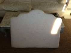 little bit creations: diy upholstered headboard and foot board//part 1