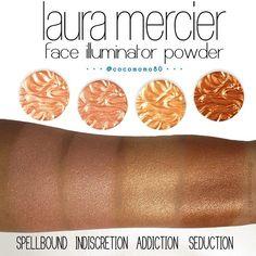 laura mercier highlighter in Seduction