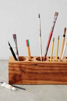 Peg And Awl Epic Desk Caddy - Urban Outfitters