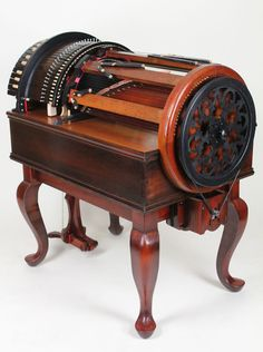 Wheelharp, Musical Instrument Mimics the Sound of a String Orchestra. The Wheelharp is a musical instrument that lets a musician replicate the sound of chamber string orchestra using a simple piano-style keyboard Sound Of Music, My Music, Motif Music, Easy Piano, Simple Piano, Kalimba, Essayist, Musica Popular, Chant