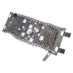 JIMMY CHOO FOR H&M Armband Metall Silber