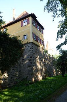 Dinkelsbühl - Germany - Oberer Mauerweg
