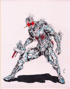 This is an old character from marvel in probably the back in the Rom, Space Knight Rare Comic Books, Comic Book Characters, Marvel Characters, Comic Books Art, Comic Art, Book Art, Dc Comics Superheroes, Marvel Dc Comics, Marvel Heroes