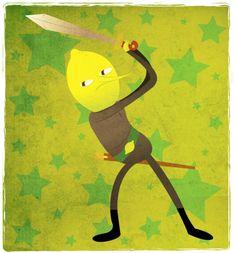 Lemongrab #AdventureTime
